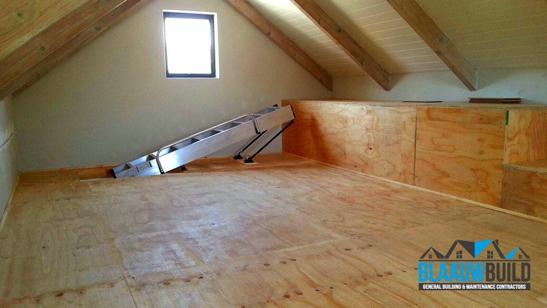 Loft Ladders & Mezzanine Floors