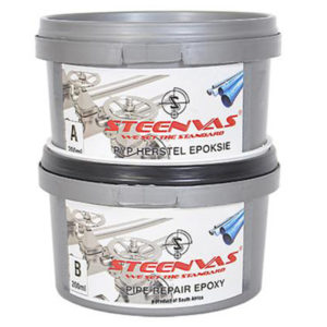 Steenvas Pipe Repair Expoxy Adhesive